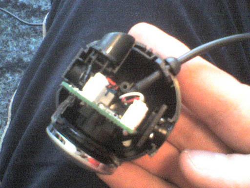 Webcam Filter Removal