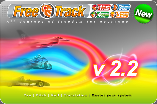 Welcome to the FreeTrack website - FreeTrack optical head