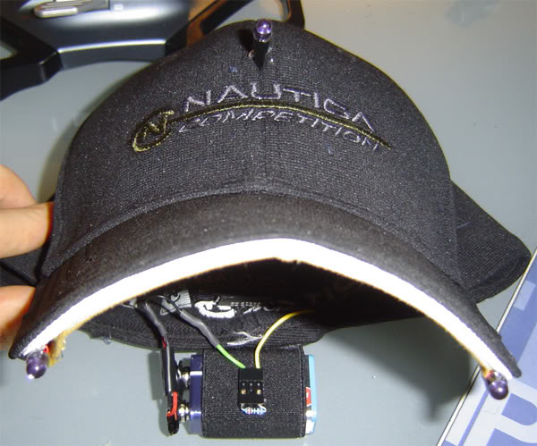 Point model - FreeTrack optical head tracking software